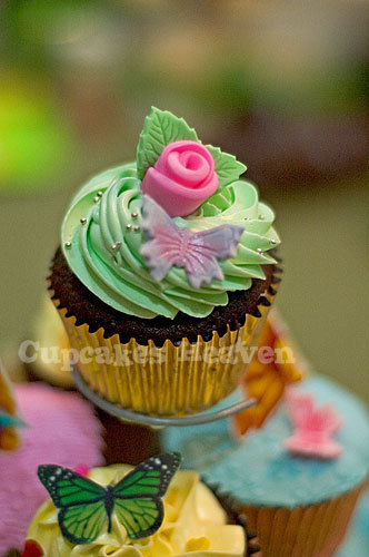 Cupcakes Heaven Social Profile