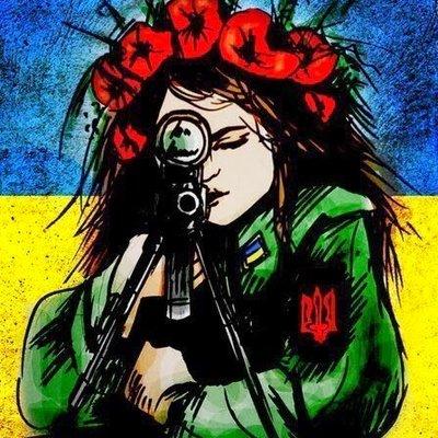 Гарна Українка 25% (@banderka55)