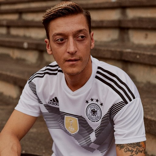 Mesut Özil  Twitter Hesabı Profil Fotoğrafı