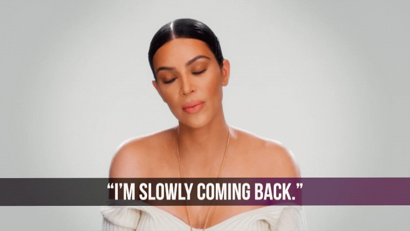 RT @KUWTK: Kim's back and so is #KUWTK! East Coast, an all new episode start right NOW! https://t.co/Ri2ERq4CMT