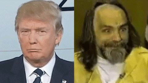 Manson's Twin #TwoWordTrump https://t.co/kK0RndN6CV