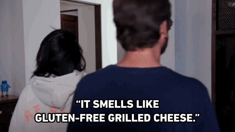 RT @KUWTK: Fact: you can smell a gluten-free grilled cheese from a mile away. #KUWTK https://t.co/pmUlWwQc8H
