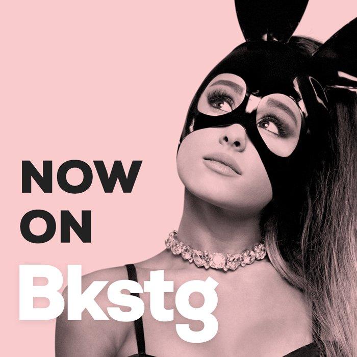RT @Bkstg: Thrilled that @ArianaGrande has joined Bkstg. Join today to register for presale on 9/20 https://t.co/5JvcHlHt77 https://t.co/60…
