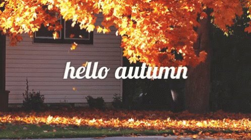 Good Morning #satchatUK friends. RT if you will be embracing #autumn this Weekend. https://t.co/E9gsN7ZN7X