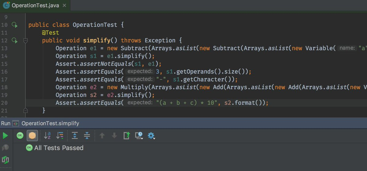 IntelliJ IDEA 2016.3 can re-run your tests automatically as you change your code https://t.co/3UIQDnmGld