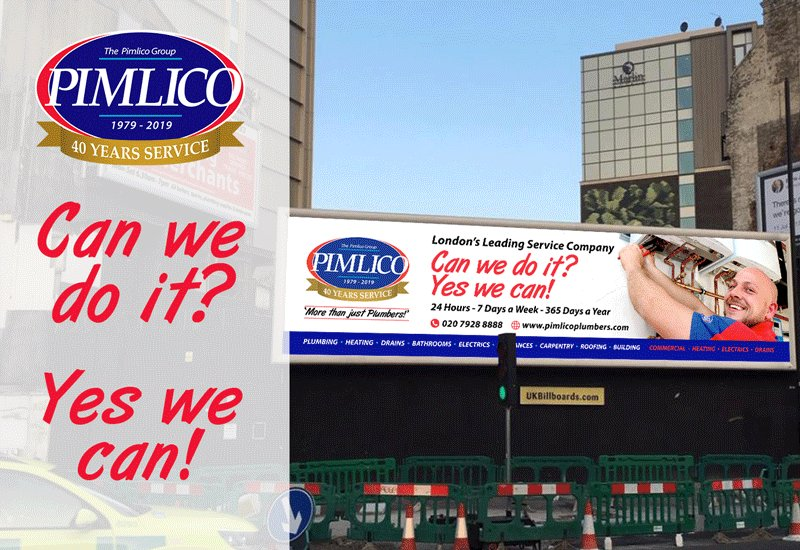 Call Pimlico 24/7 on 0207 928 8888 - We're More Than Just Plumbers https://t.co/XVd1ozTlo0