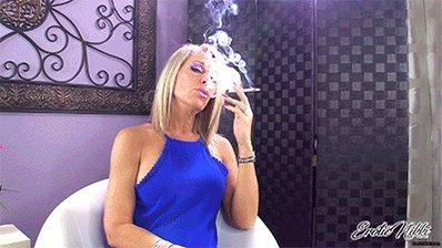 #Smoking It Up #VS120 Style #MILF #EroticNikki xTvnt3YrxS BmpG