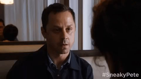 Raise your hand if you're looking forward to Season 2 of #SneakyPete....