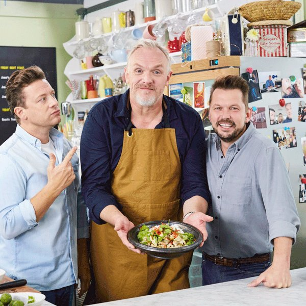 Catch @gdavies INBETWEEN(ers) Jamie & @jimmysfarm on #FridayNightFeast! ???? This Friday @Channel4 8pm. https://t.co/ejoE7ENGHA