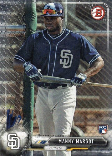 We feature Manny Margot of the @Padres in our latest #MLB Future Watch Rookie Profile. Check out the full article right here: https://t.co/mcmkMT8SUh https://t.co/ivZvjCPYxi