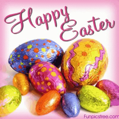 Happy Easter to everyone. 💋❤️ KZ7HujeeWd