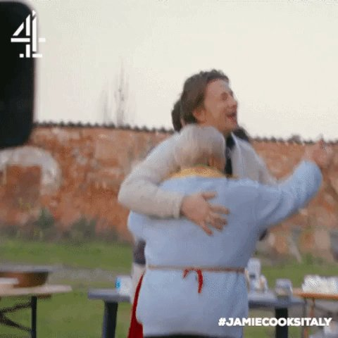 Strictly Come Italy… ???? #JamieCooksItaly https://t.co/8sd4PeMRyg
