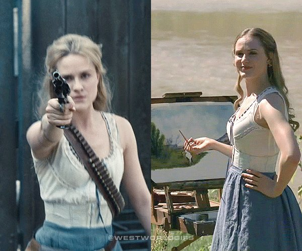 RT @WestworldGifs: Me on Twitter vs me on Instagram. #Westworld https://t.co/keBMGFmQkp